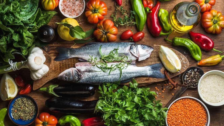Alimentación pescado