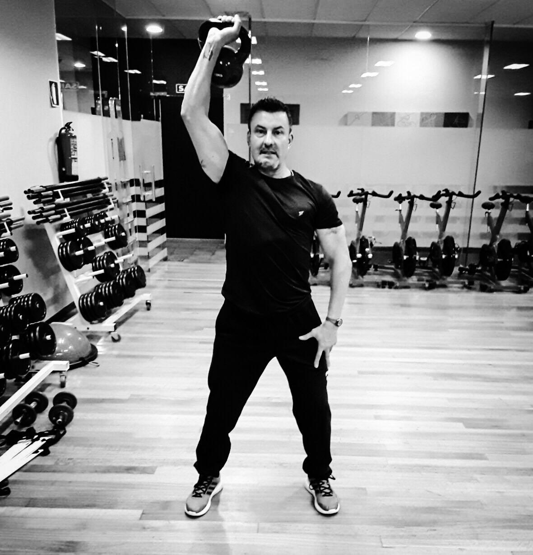 Hector Entrenamiento HIIT Termopilas Fitness Gym