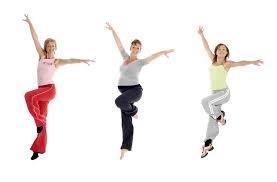 Aerodance Lidia Termopilas Fitness Gym