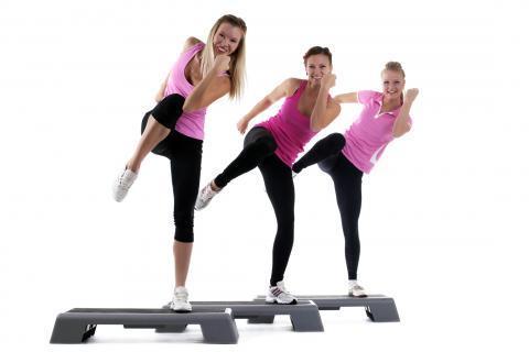Step Termopilas Fitness Gym