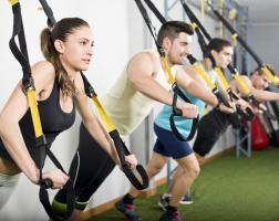 TRX Termopilas Fitness Gym